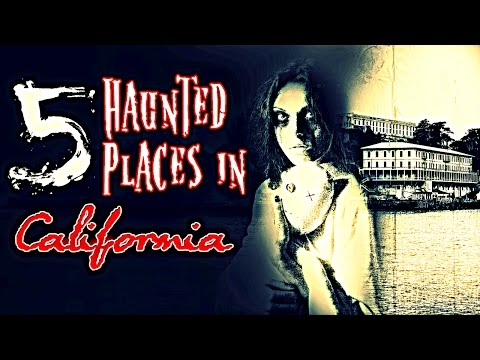 5 Haunted Places In California | The Countdown