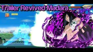 [Trailer] Revived Madara - Bleach VS Naruto MUGEN