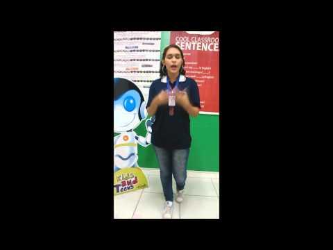 Teacher destaque - Minds English School Cidade Nova - Manaus/Am