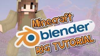 EASY Blender Minecraft Renders [Windows Tutorial] 2016