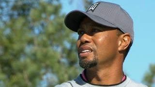 Day 2 coverage of Tiger Woods at Farmers