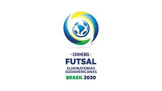 ¡Únete a la transmisión del sorteo de grupos de las Eliminatorias Sudamericanas de Futsal!