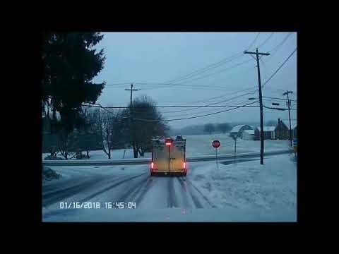 Stupid Drivers Of Chambersburg (Winter 18 Edition)