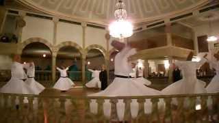 Nişaburek Âyîn-i Şerîfi'nin ilk icrası-Cinuçen Tanrıkorur-( üçüncü Selâm)
