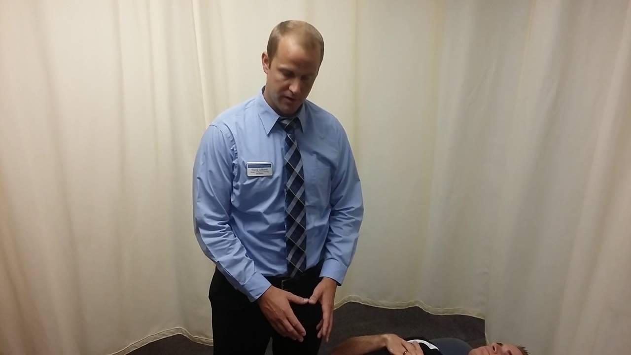 Appendicitis McBurney's Point Rebound Tenderness Test ...  Appendicitis Mc...