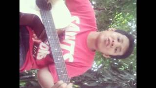 Little Things (Guitar Cover) || Cj Claustro of LYRICAL GRACE BAND