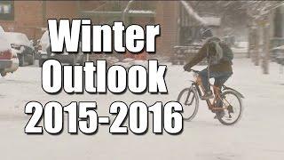Winter Weather Forecast 2015-2016