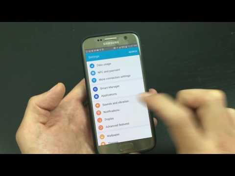 Galaxy S7 & Edge: Turn Off Notifications for  Emails, Text Messages, & Calendars