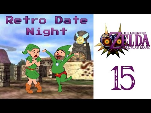 Retro Date Night: Majora's Mask #15! - Spittin' Hot Fire