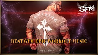 Best Gym Epic Workout  Video Music - By Svet Fit Music