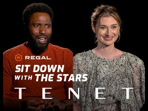 Regal Sit Down With The Stars - Tenet - First Impressions