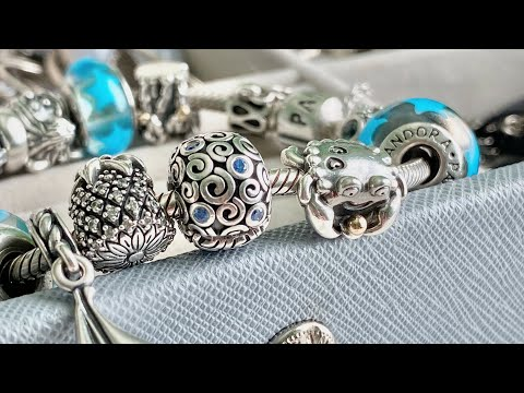 What's On My Pandora Bracelet | Coastal Theme | 2020