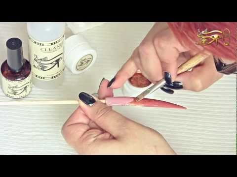 RaNails Luxor Architect Gel - Step by step