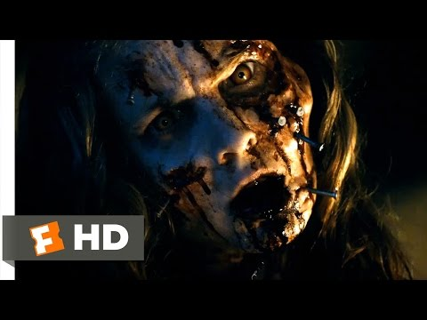 Evil Dead (8/10) Movie CLIP - Natalie's Got a Nail Gun (2013) HD