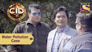 Your Favorite Character  Daya And Abhijeet Investigate The Water Pollution Case  CID