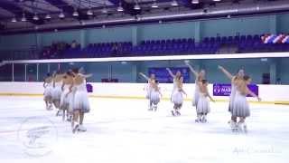 Paradise КП Синхронное катание СДЮШОР Санкт Петербург