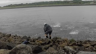 Cape Cod Canal Striped Bass Fishing - A Must See Blitz
