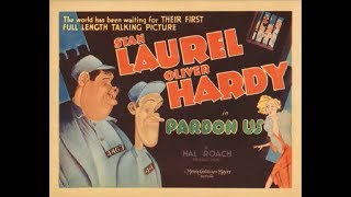 Pardon Us 1931  | Laurel and Hardy | Classic English comedy | B&WLaughter