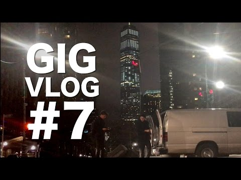 The one where we play the lick way too much | Gig Vlog #7