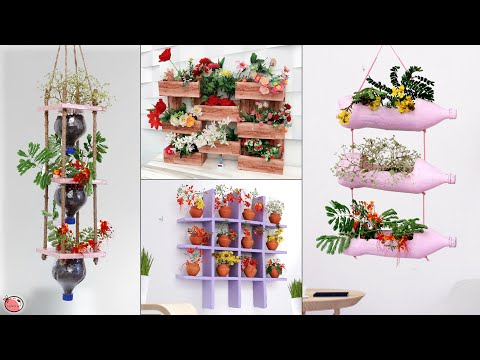 14 Quick Simple Flower Garden Decoration Ideas For Home !!!