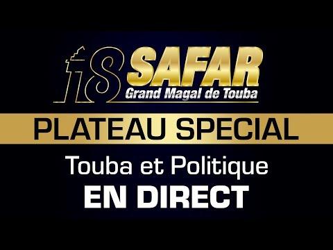[LIVE - Magal 2018  ] Suivez en direct notre plateau spécial «Touba et politique»