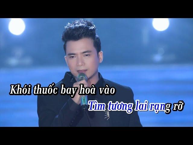 Karaoke | Hồng Nhan (St. Tuấn Quang) - Lê Sang