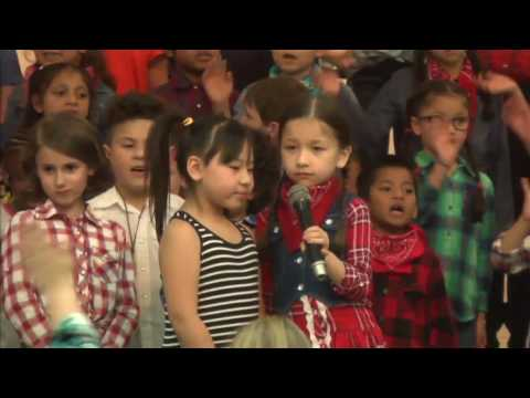 Harp Elementary School | 1st Grade Western Show