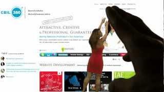 A Web Design Company through the eyes of Design Entrepreneurship Students