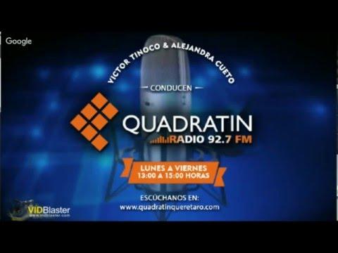 Quadratin radio 14 abril 2016