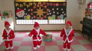 きりん組リハーサル(クリスマス会)