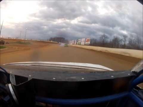 Eagle Valley Speedway Hornet Heat #3 4/21/16