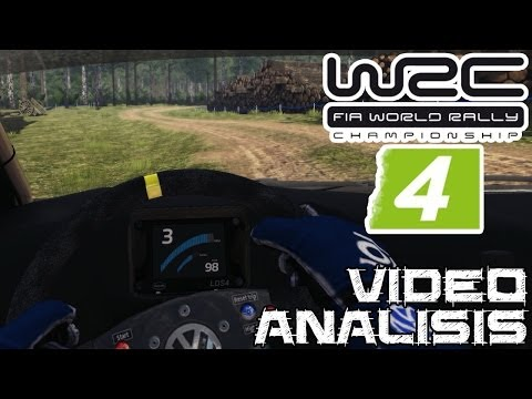 World Rally Championship 4 || Videoanálisis