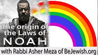 Noahide laws, their origin..