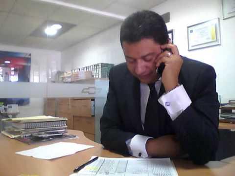 fdc3612e5 Llamadas a clientes por GG Queretaro Motors - YouTube