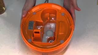 루펜리 물방울가습기 청소