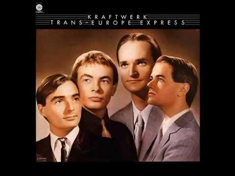 Kraftwerk  TransEurope Express Full Album + Bonus Tracks 1977