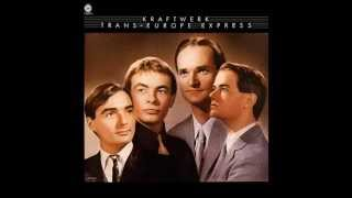 Kraftwerk - Trans-Europe Express (Full Album + Bonus Tracks) [1977]