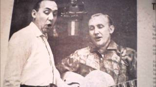 Homer and Jethro - Fractured Folk Song