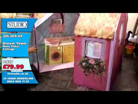 24studio Dream Town Rose Petal Cottage Youtube