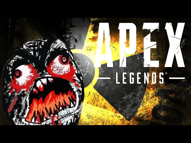 APEX LEGENDS™ - CAPOBASTONE SCLERA MALE DOPO AVER ASFALTATO 5 SQUADRE, CON FINALE A SORPRESA!!