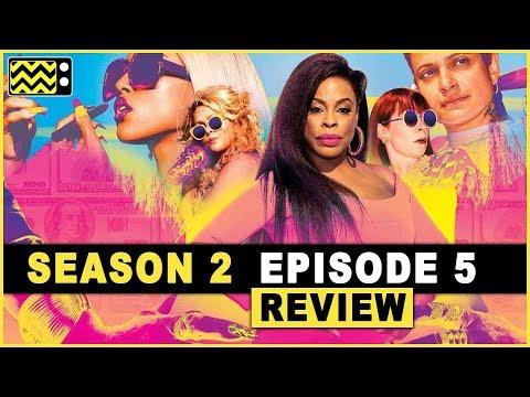 Claws Season 2 Episode 5  & After  w Jason Antoon and Jenn Lyon