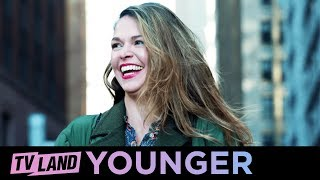 Outtakes: Sutton Foster Bloopers | Younger | Season 5