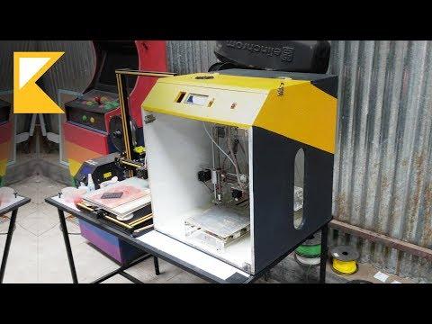 Prusa i3 - 3D Printer Enclosure Build
