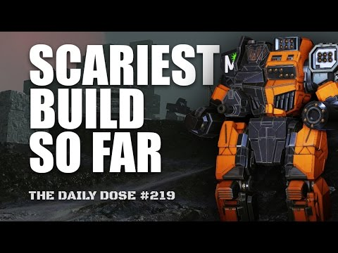 Scariest Build so far! Orion IIC-A - Mechwarrior Online The Daily Dose #219