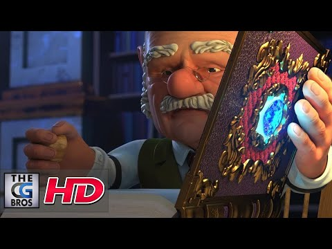 """CGI 3D Animated Short: """"Stamped""""  - by The Stamped Team"""