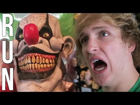 Thumbnail: I FOUND THE KILLER CLOWNS HEADQUARTERS! (feat. Juanpa Zurita)