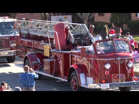 Woonsocket's 2016 Autumnfest Parade