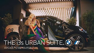 The BMW i3 Urban Suit. A place to be yourself.