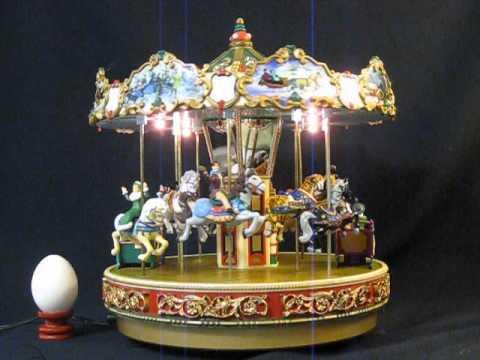 Carousel music box series