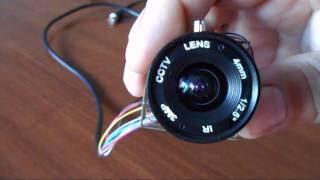 Модуль для підводної камери. 1/3 ''Sony Exmor CMOS IMX225'' з 3.0 MP CS LEN